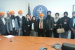 US Sikh Groups Meet with U.S. State Department on Panjab Crisis